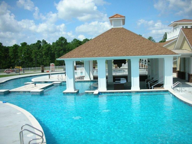 Swim up Pool Bar for my barbie dream house