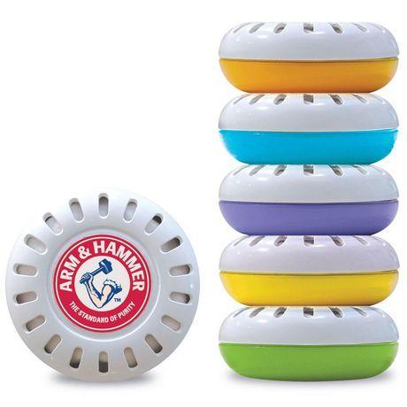 Munchkin Arm & Hammer Nursery Air Fresheners Pack of 5 $5.97