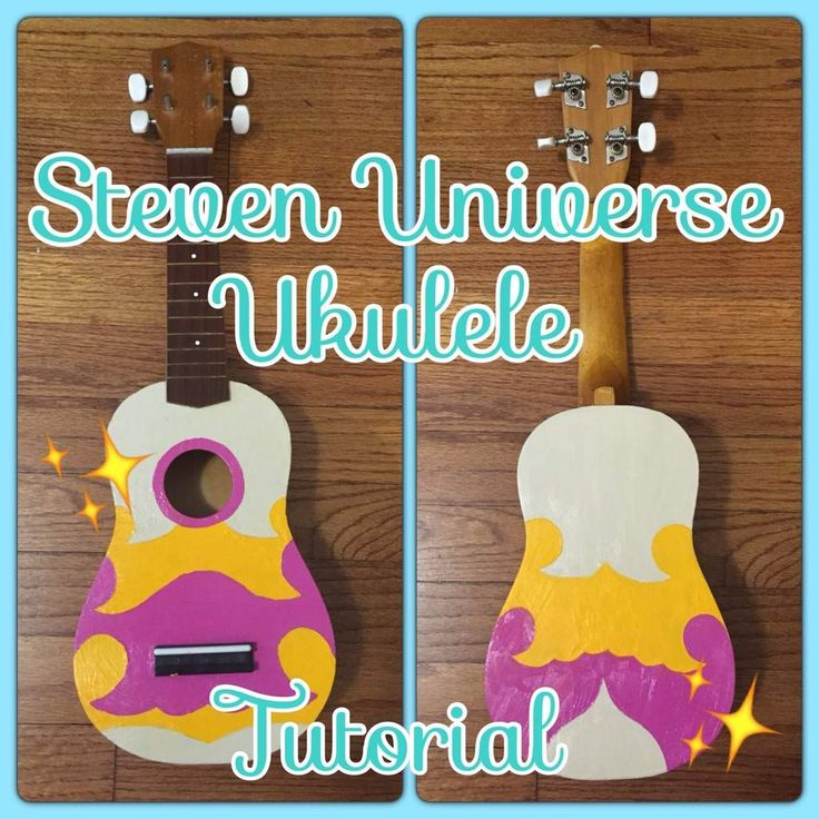 25+ Best Ideas about Steven Universe Ukulele on Pinterest : Ukulele instrument, Steven universe ...