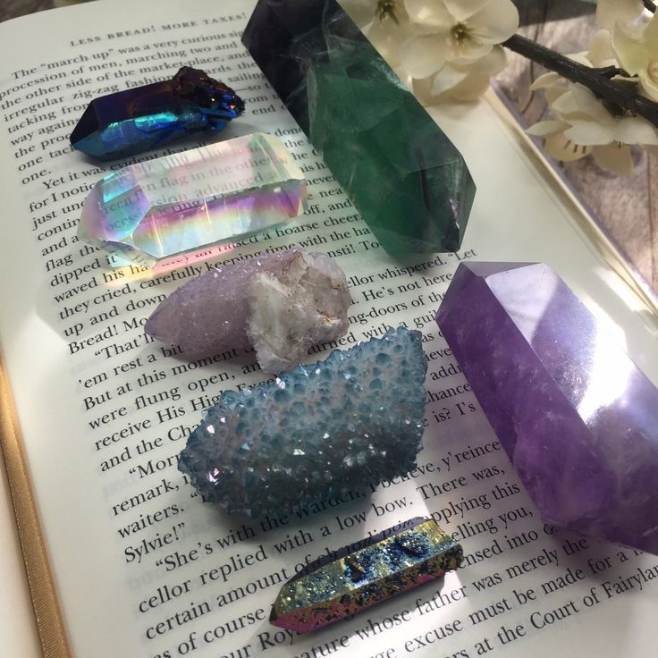 Healing crystals and stones just for you!