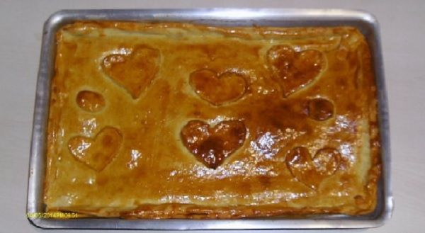 Não perca a receita de Massa Maravilhosa para Pastel de Forno!