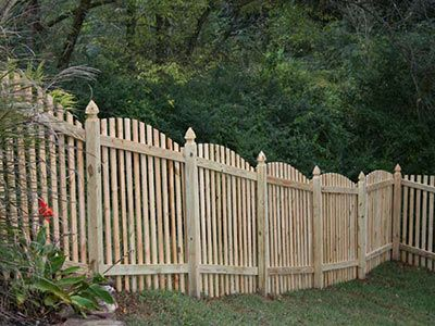 11 Best Picket Fences Images On Pinterest Fence Ideas