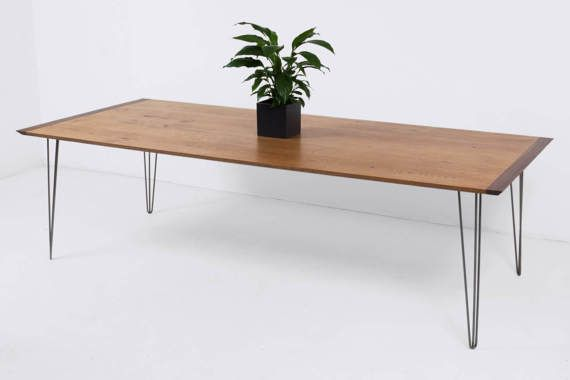 25 beste idee n over eiken tafel op pinterest afgewerkte tafel keukentafels opknappen en. Black Bedroom Furniture Sets. Home Design Ideas