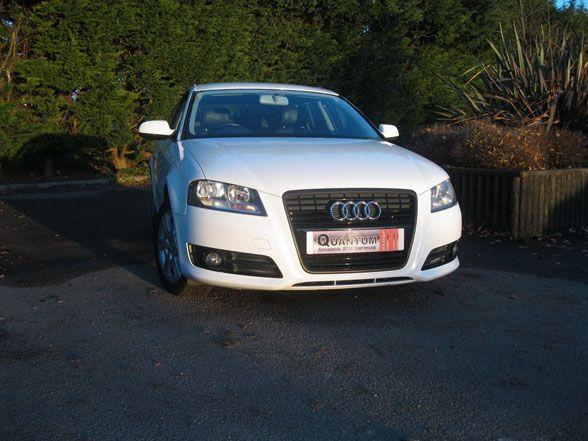 Audi A3 gets Quantum Tuning Blue Upgrade