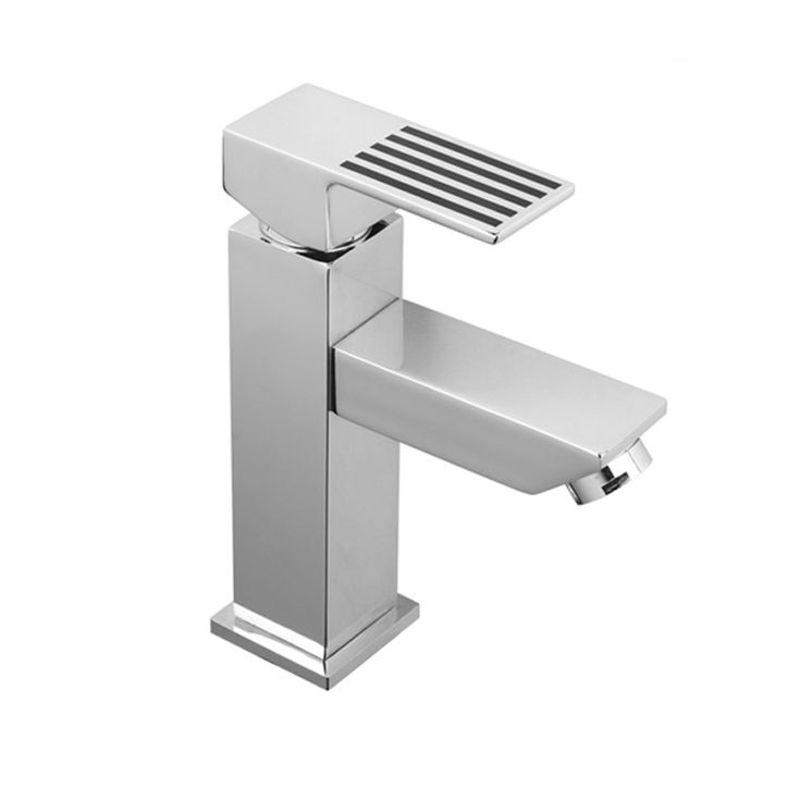 Single Handle Vessel Bathroom Faucet in Polish Chrome //Price: $100.00 & FREE Shipping //     #BathDecor #ModernShowerIdeas