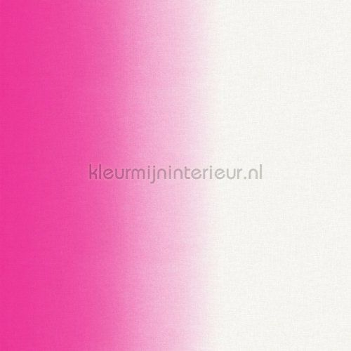 Dip dye strepen roze behang 140-148 606 meisjes Esta home