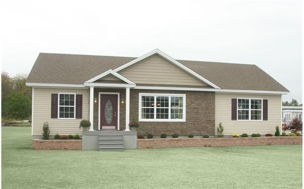 Ranch Photo Gallery || Photos of Ranch Modular Homes | Modular Home Manufacturer - Ritz-Craft Homes - PA, NY, NC, MI, NJ, Maine, ME, NH, VT, MA, CT, OH, MD, VA, DE, Indiana, IN, IL, WI, WV, MO, TN, SC, GA, RI, KY, MS, AL, LA, Ontario
