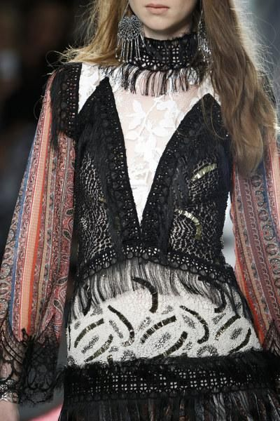 See every detail from Rodarte's Spring 2016 runway show on Vogue.com