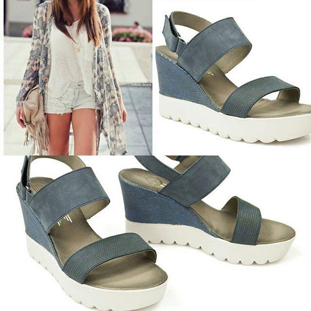 #sandalki #wiosna #lato #wygodnie #buty #shoes #fashion #moda #kobieta #womenstyle #zakupy #promocje #dziewczyna #style #stylizacje #wakacje #słońce https://www.macris.com.pl/sklep/damskie/wysokie-obcasy--od-8cm--sandaly-odkryte-czolenka/platformy-lemar-40001?kolor=67ded3a6632f190a20f4d19754986a48