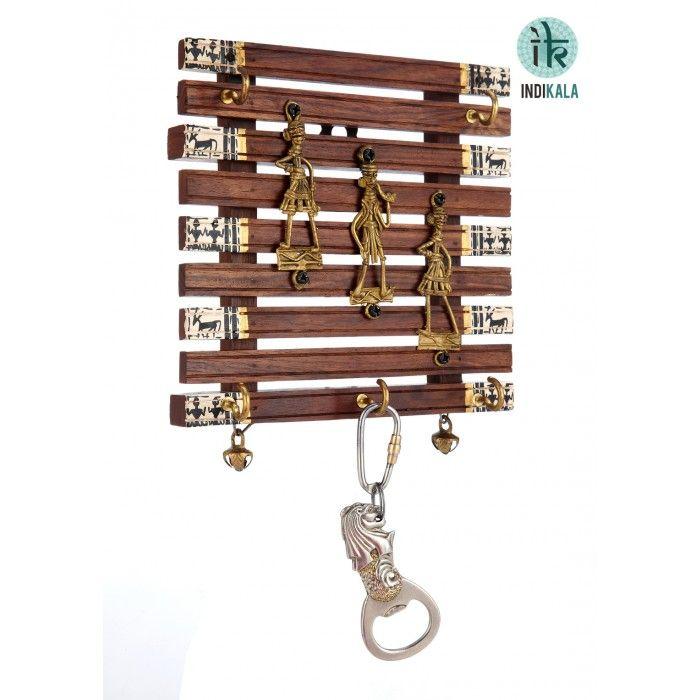 Name : Key Ring Holder Price : Rs 620 Buy Now at : http://www.indikala.com/key-ring-holder.html #Decor #Key #Limited #BuyNow