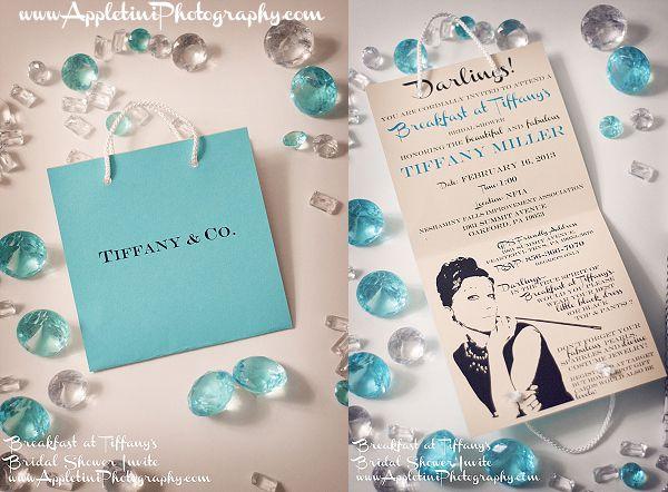 Tiffany Blue Wedding Invitations Kits: 1000+ Ideas About Tiffany Bridal Showers On Pinterest