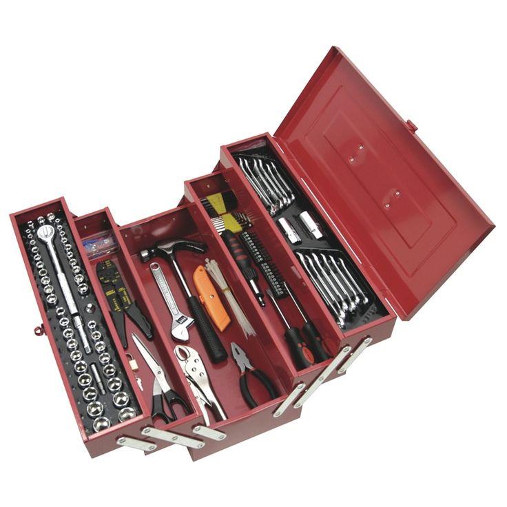 Supatool 159 Piece Cantilever Tool Kit
