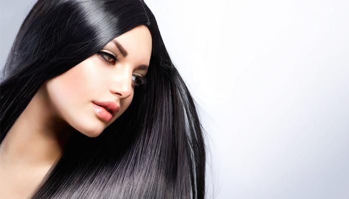 Are you tired of chemical hair straightening treatments, which leave your hair dull and dry? Then read on to know about five natural hair straightening products that you can use at home.