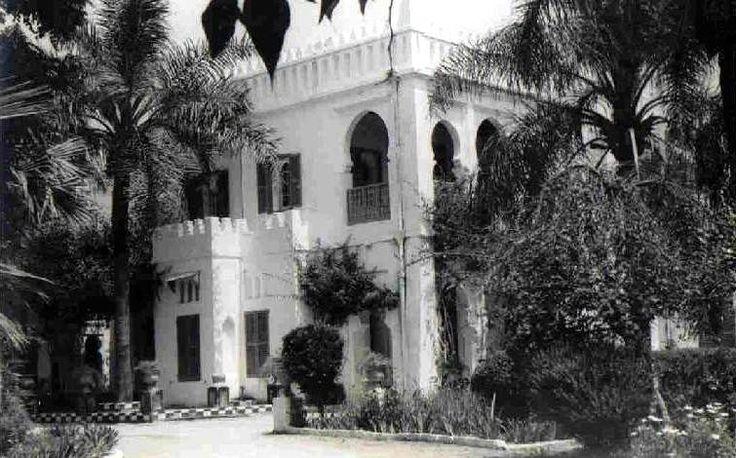 La maison de Walter Burton Harris (Cap Malabata) Tanger - Morocco