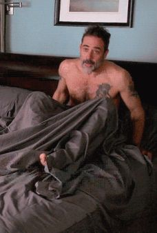 Jeffrey Dean Morgan.... sigh... I have died and gone to heaven!