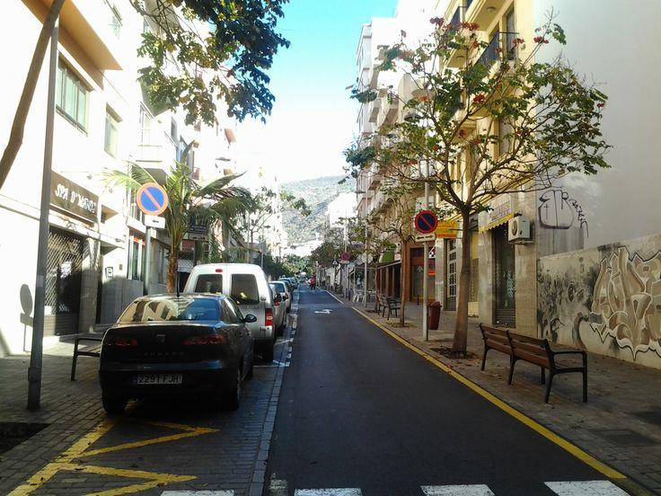 Santa Cruz de Tenerife in Santa Cruz de Tenerife, Canarias