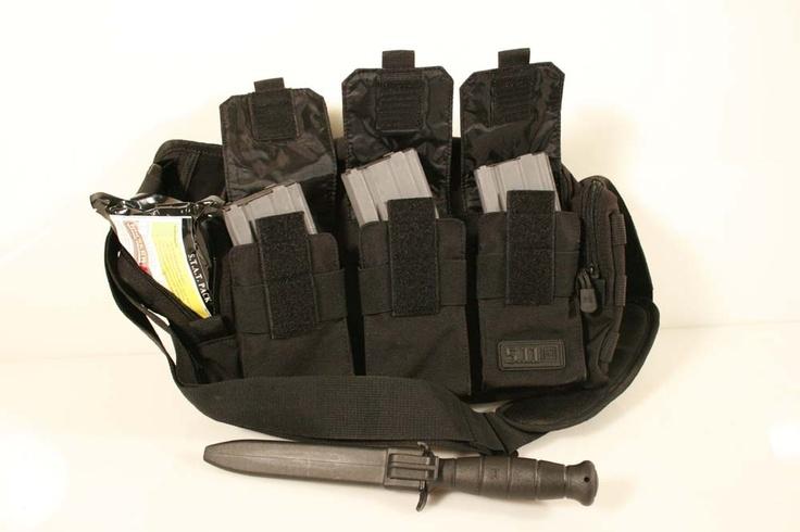 Kiesler Police Supply Active Shooter Bag/ Bailout Kit.