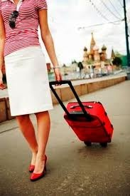 travelling -