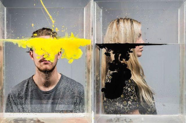 Experimental Portraits by Ellie polston – Fubiz™