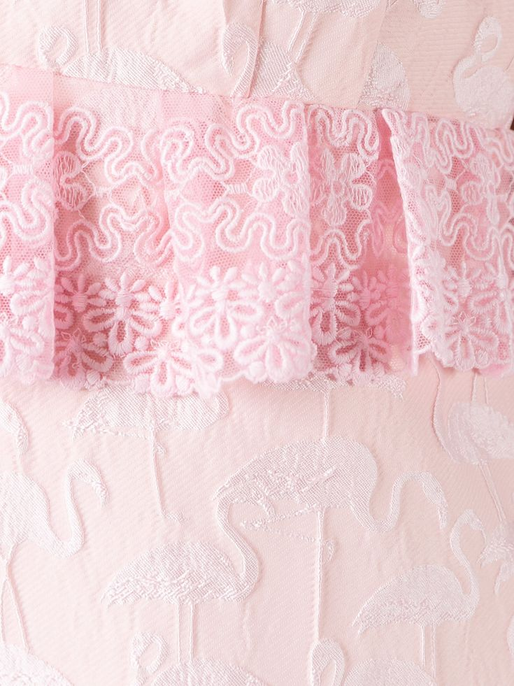Giamba flamingo jacquard dress 0510 women clothing ,Gadea outlet on sale,USA Cheap Sale