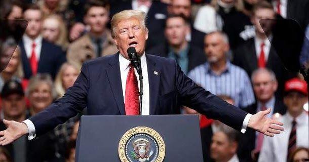 Τραμπ σε Αμερικανούς: Εσείς θα πληρώσετε για το τείχος και όχι το Μεξικό