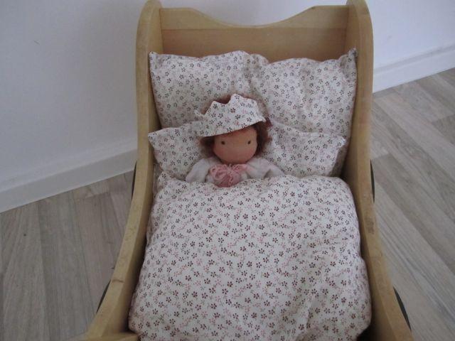 Mach doch mal Puppenbettwäsche DIY  www.elfenkindblog.de
