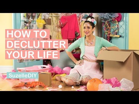Declutter your home, the Suzelle way | Get It Pretoria