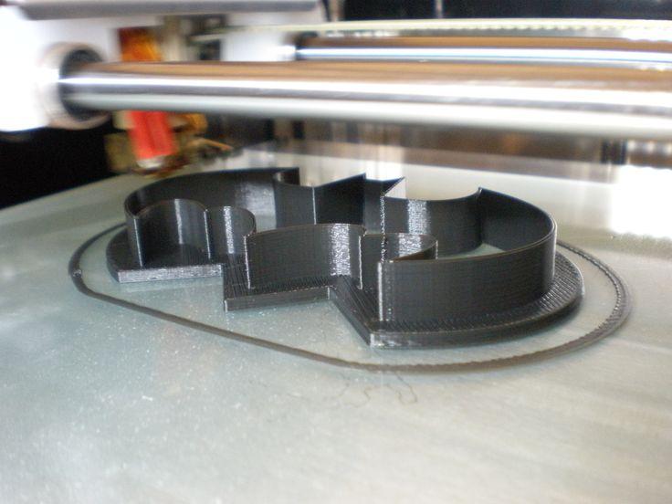 stampo a freddo per biscotti stampato in 3D