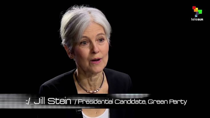 Jill Stein & Abby Martin  - Symptoms of a Sick Political System