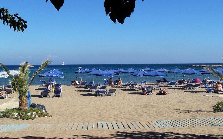 Vakantie Rhodos Faliraki - Strand