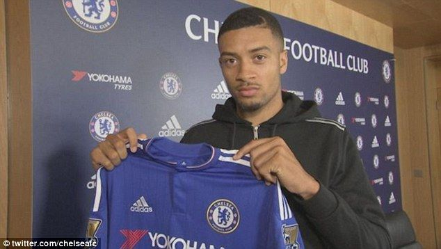 Michael Hector (ENG) - From Reading (ENG) to Chelsea (ENG) - £4.5million - 2015