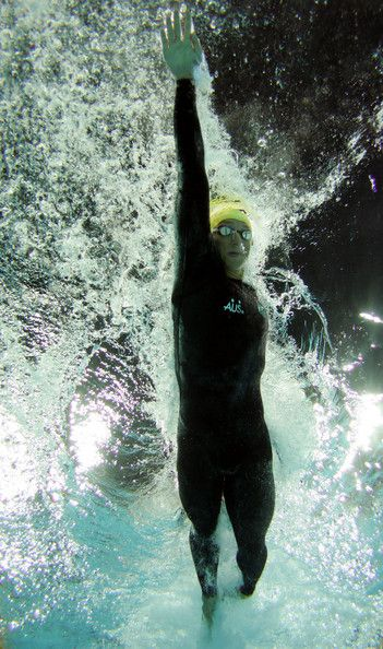Ian Thorpe Photos: Olympics Day 4 - Swimming