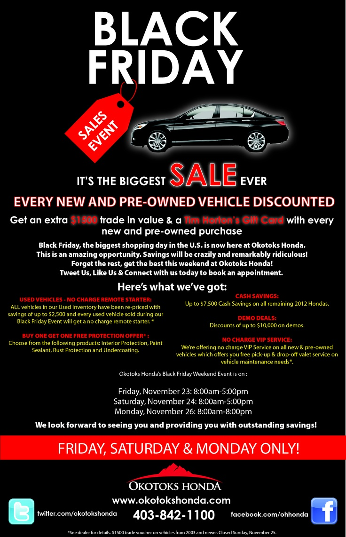 BlackFriday Sales Event!