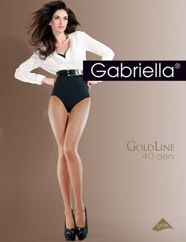 Klassisk tights til alle anledninger. Silkemyk og deilig modell fra Gabriella. S - L. 20 og 40 den.