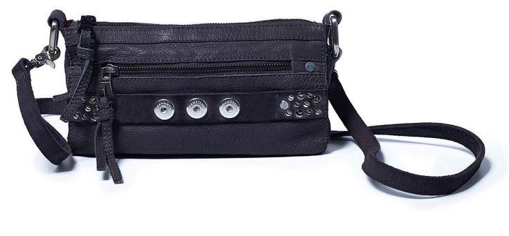 Noosa Amsterdam Classic city bag - Black - YouAllover