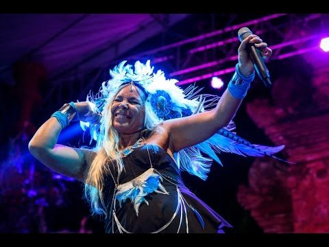 Deya Dova with Jocelyn Gordon - One World Stage Bali Spirit Festival 2015 - YouTube