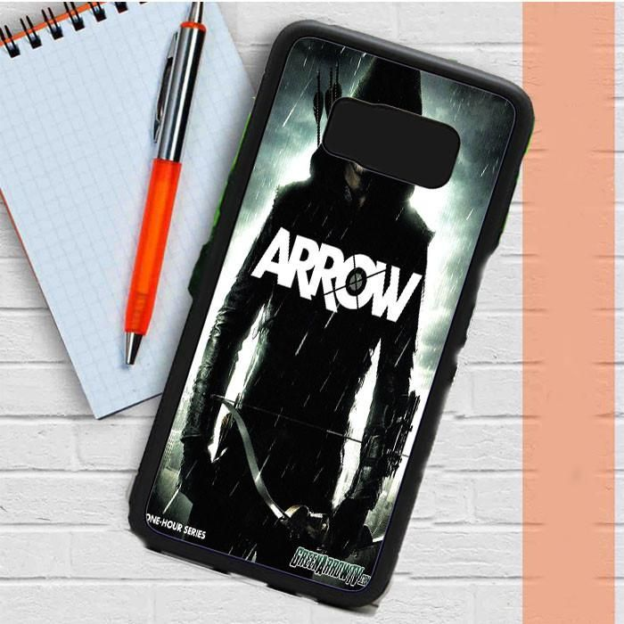 Arrow Movie Poster Samsung Galaxy S8 Plus Case Dewantary