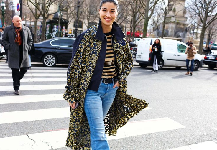 Phil Oh S Best Street Style Pics From Paris Fashion Week Issa Street Styles And Street