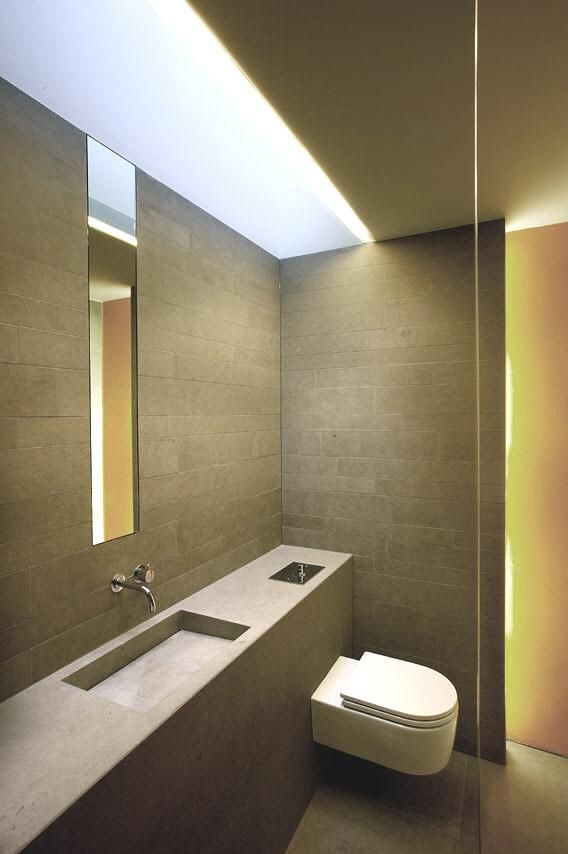 Csaba mester wc pinterest interiors bath and washroom for 3 4 bath