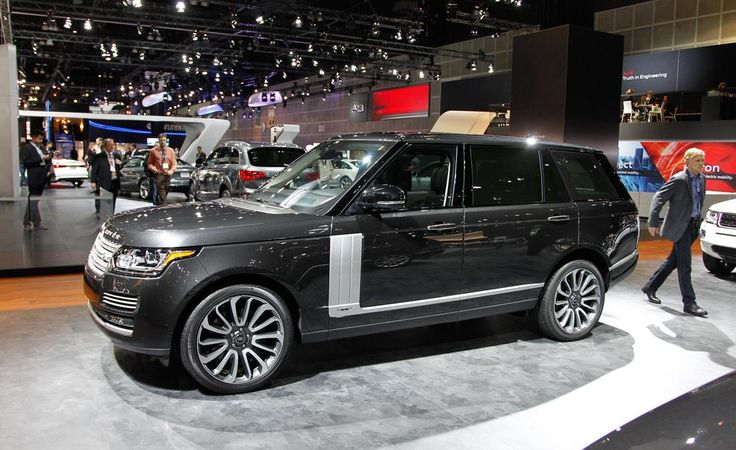 Range Rover LWB Autobiography Black Edition Launched in