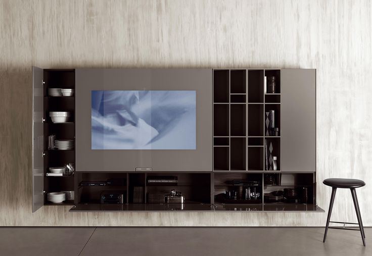 N. C. SMARTWALL - Shelving from Acerbis | Architonic