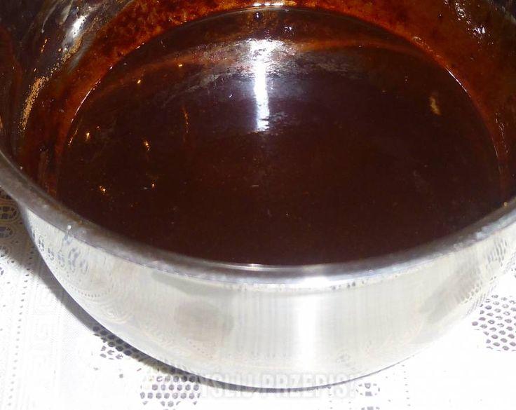 Polewa czekoladowa z kakao