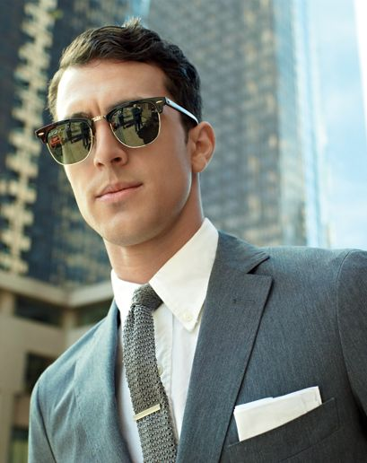 Ray Ban - Tortoise Clubmasters    Vintage Cool. Timeless Frames. Classic Color. 9Sharp