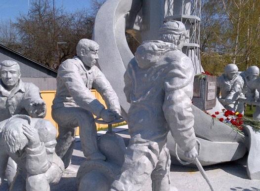 Beb D Dbcc F Bd A Bb Ea Chernobyl Firefighters