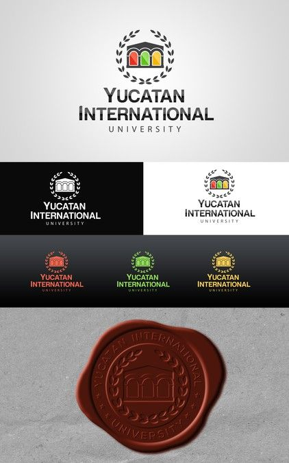 Create a logo for an international university in the Yucatan State of Mexico by GMCrew™