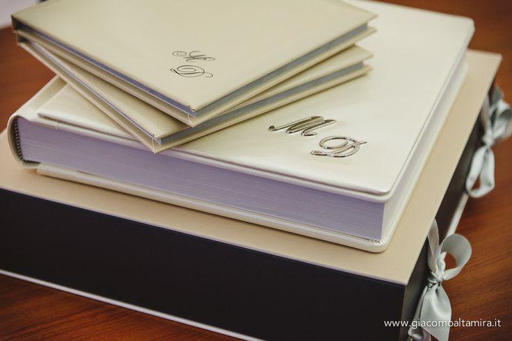 Coordinato album + libri genitori + cofanetto personalizzato