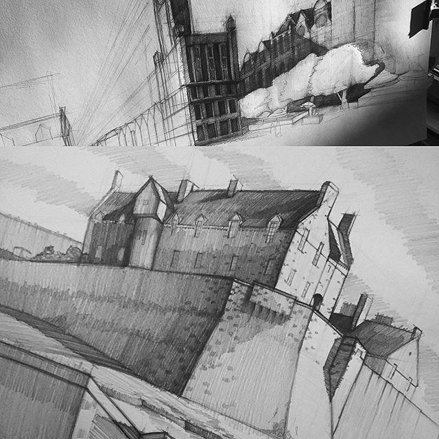 Edukreska - kurs intesywny na architekture 2015/2016 zakończony. Zapisy ruszają na kolejny rok! Www.edukreska.pl #kurs #kursrysunku #szkolarysunku #gdynia #gdansk #sopot #wejherowo #lebork #slupsk #rumia #reda #malbork #starogard #elblag #architektura #castle #draw #pencil