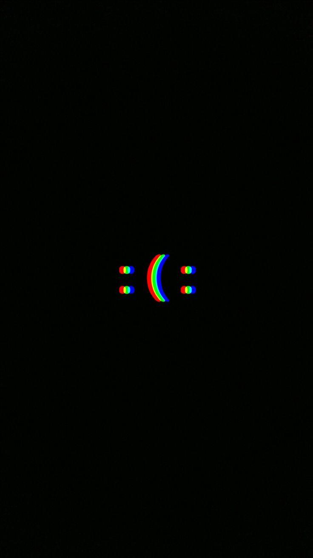 Pin Von Andy Auf Emoji Glitch Wallpaper Hintergrund Iphone Coole Hintergrundbilder Fur Iphone