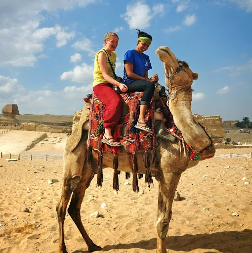 """2013 Photo Contest Winner! Making camel friends at the Great Pyramids. Cairo, Egypt. """"Like"""" this photo on the #GEO Facebook page to vote for the grand prize winner. Voting ends September 3, 2013. Vote for this photo here: https://www.facebook.com/photo.php?fbid=659698950709158=a.659698110709242.1073741828.370890516256671=3"""