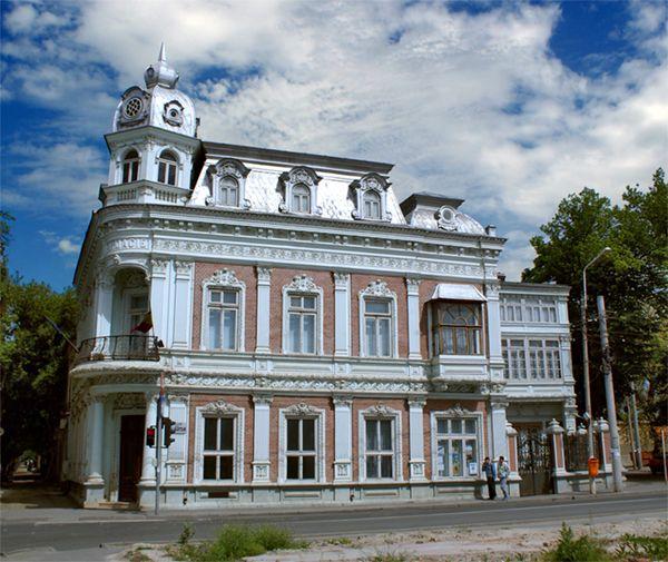 Casa Colectiilor (Farmacia Tinc)